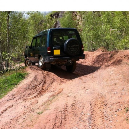 4x4 Off Roading Coleford, Gloucestershire
