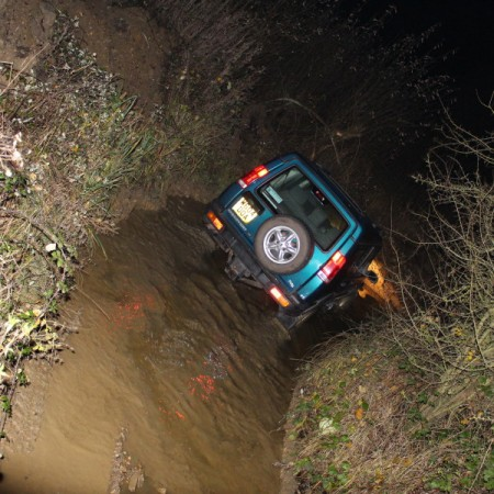 4x4 Off Roading Wyboston, Bedfordshire