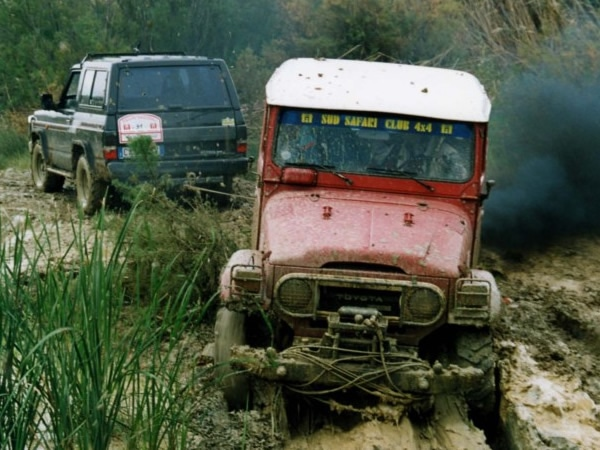 4x4 Off Roading Rufforth, Nr York