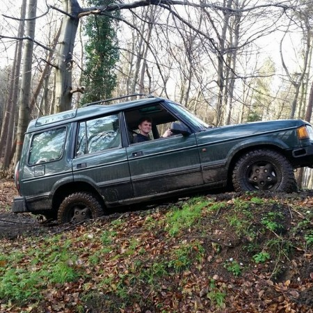 4x4 Off Roading Thetford